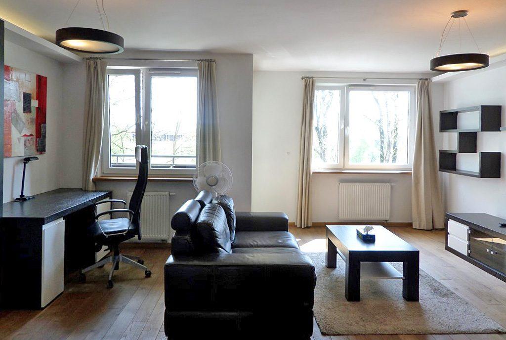 nowoczesne wnętrze luksusowego apartamentu do wynajęcia we Wrocławiu