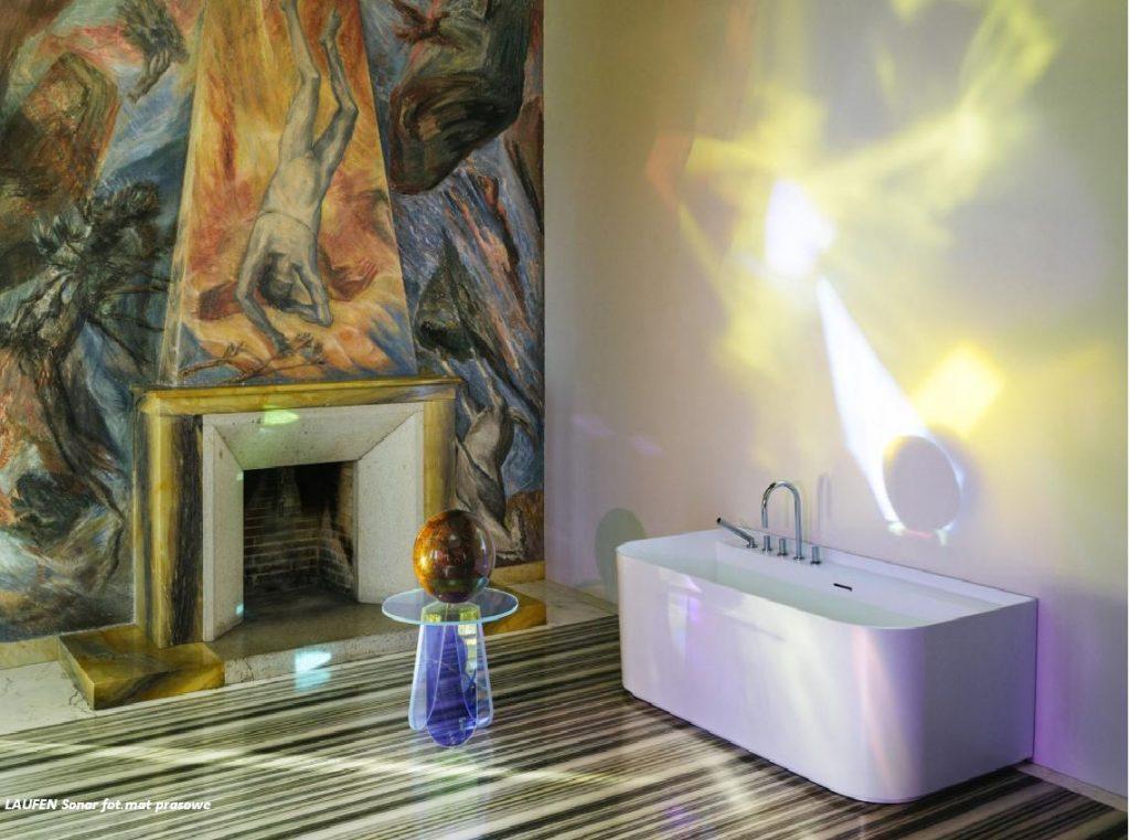 Nowatorskie spojrzenie na aranżacje łazienki wg Patrici Urquioli