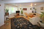 fragment salonu ekskluzywnego apartamentu do sprzedaży w Łodzi