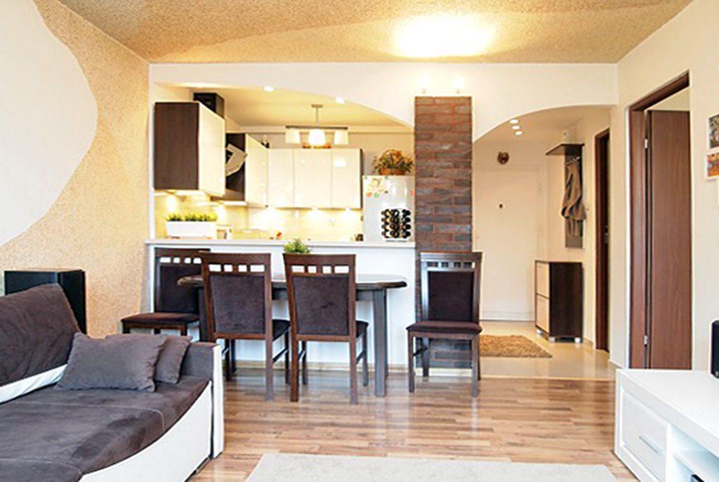 nowoczesne wnętrze ekskluzywnego apartamentu do sprzedaży w Szczecinie