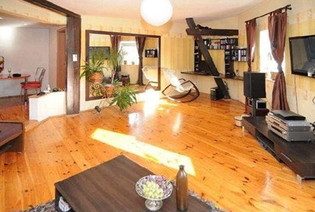przestronne wnętrze ekskluzywnego apartamentu do sprzedaży w Szczecinie