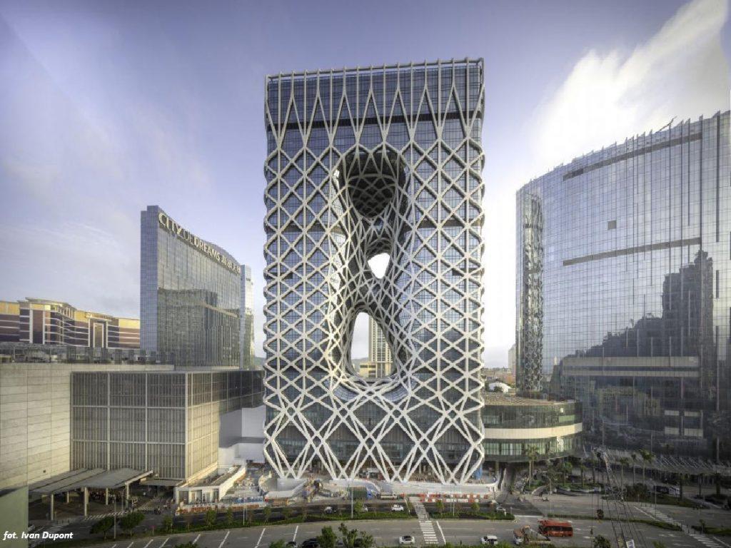 Morpheus- jeden z najbardziej ekscytujących i ekskluzywnych hoteli w Makau