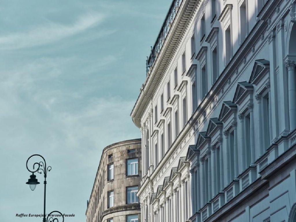 Warszawski hotel Raffles poszerzy swoją ofertę o marki luksusowe