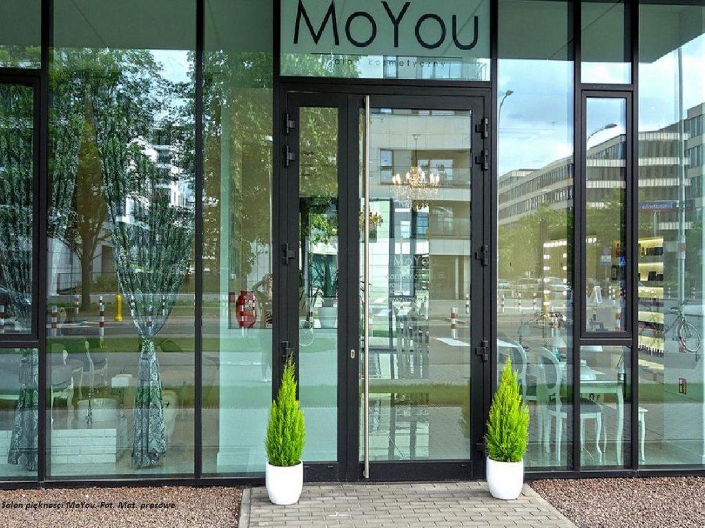 Ekskluzywny salon piękności w Konstruktorskim Business Center