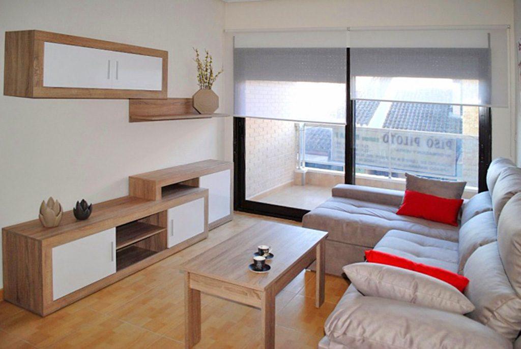 komfortowe wnętrze ekskluzywnego apartamentu do sprzedaży w Hiszpanii