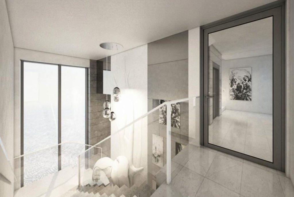 nowoczesne wnętrze ekskluzywnego apartamentu do sprzedaży we Wrocławiu