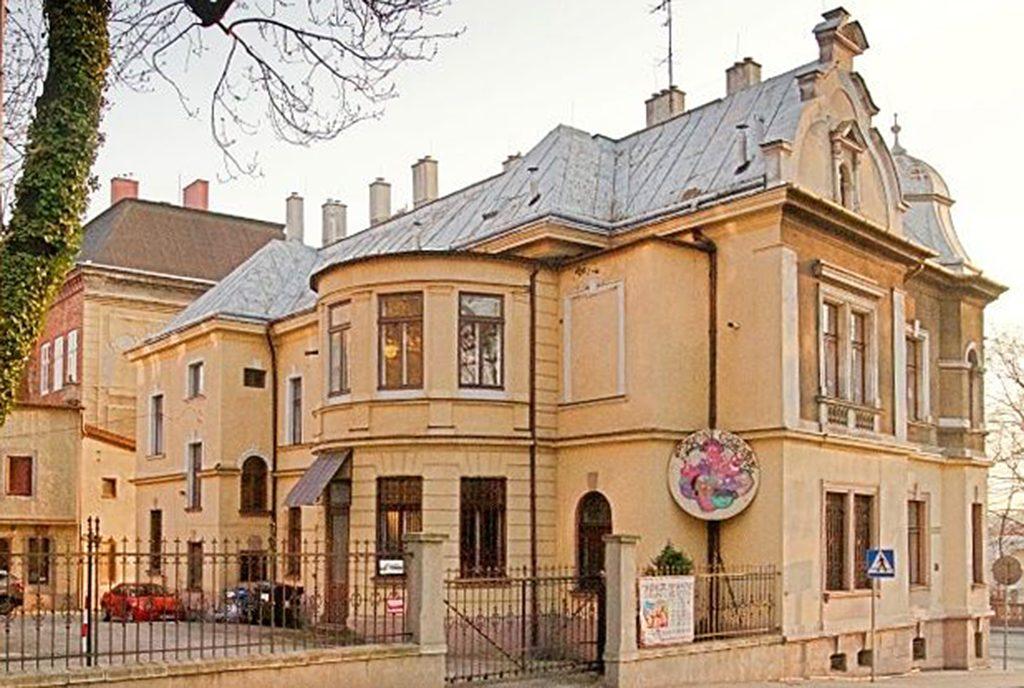 ekskluzywna willa do sprzedaży w Bielsku-Białej