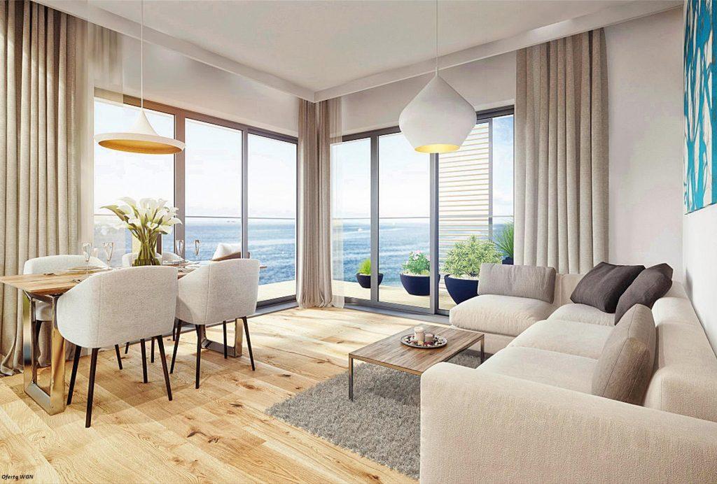 Modne apartamenty – trendy 2018