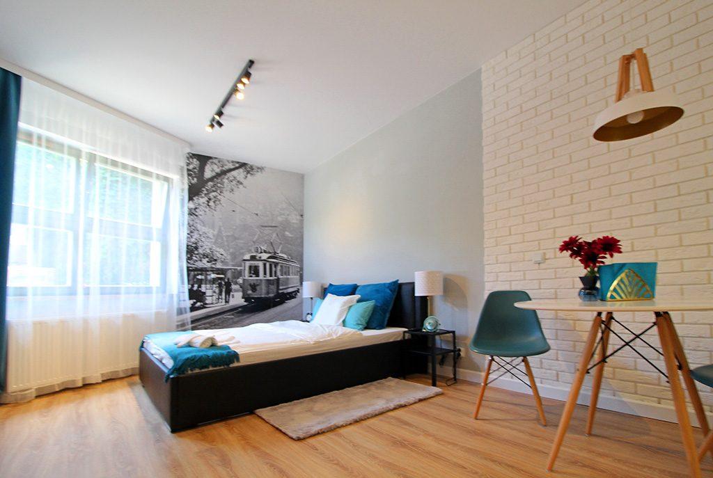 designerskie wnętrze ekskluzywnego apartamentu do sprzedaży w Krakowie
