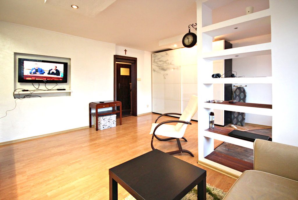 stylowo urządzone wnętrze ekskluzywnego apartamentu do sprzedaży w Szczecinie
