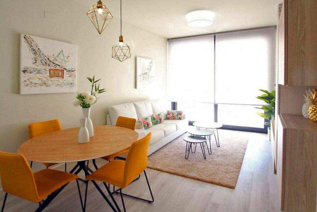 luksusowe wnętrze ekskluzywnego apartamentu do sprzedaży w Hiszpanii (Guardamar del Segura)