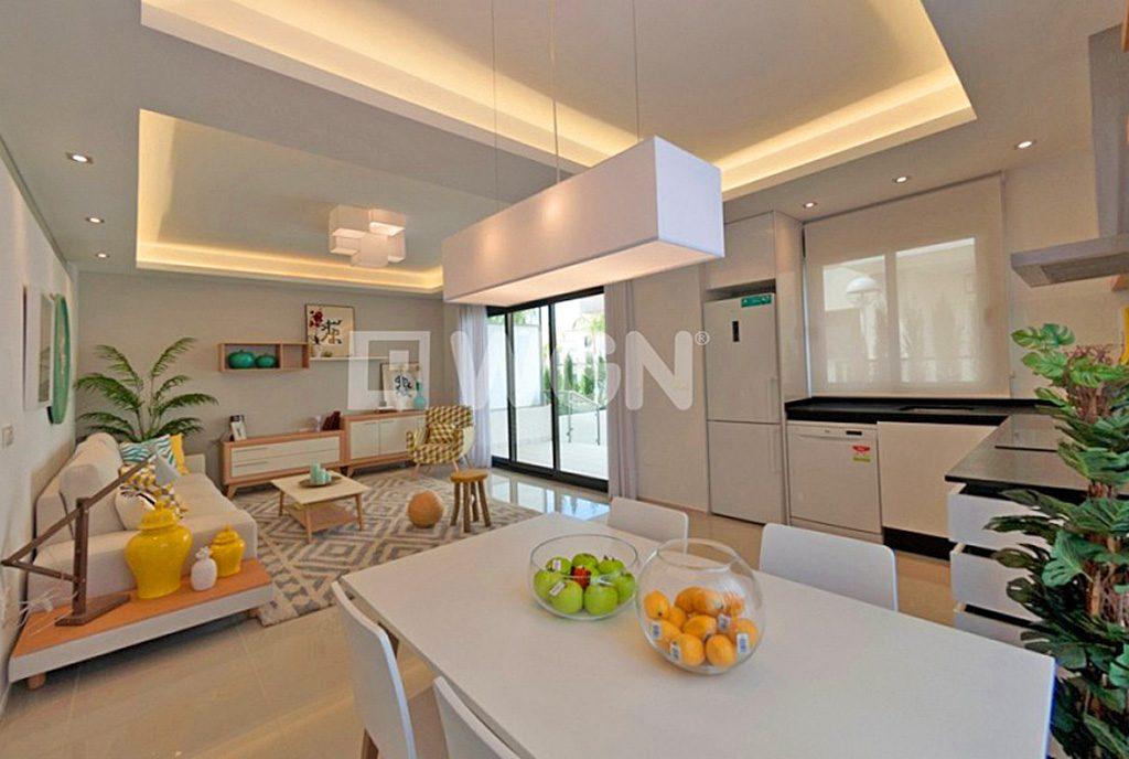 ekskluzywne wnętrze luksusowego apartamentu do sprzedaży w Hiszpanii (Quesada)
