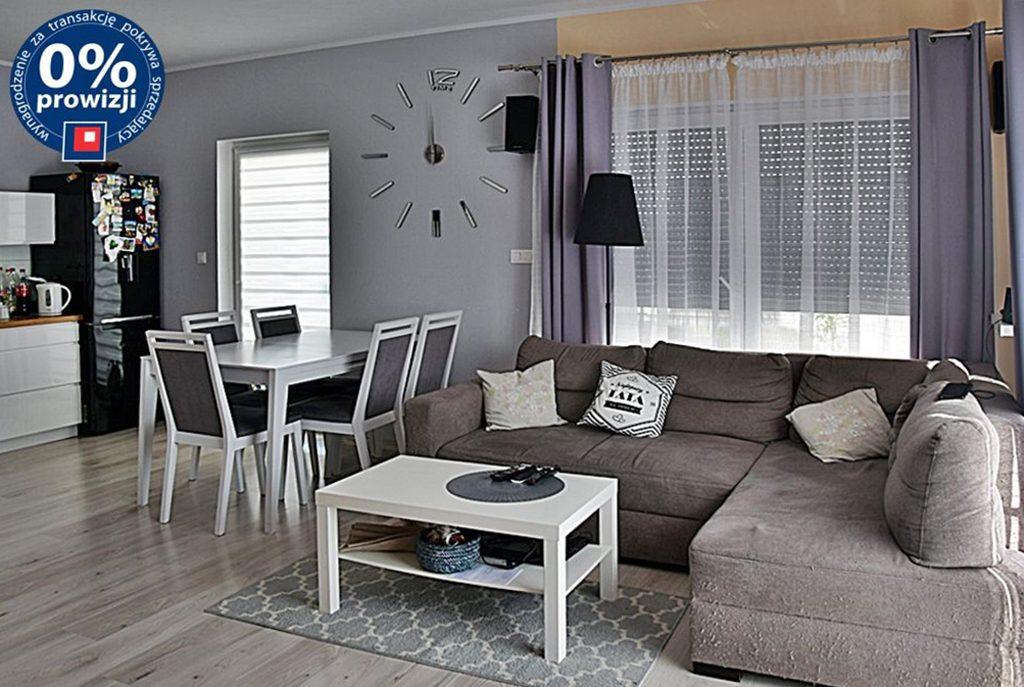 nowoczesne wnętrze ekskluzywnego apartamentu do sprzedaży w Bolesławcu