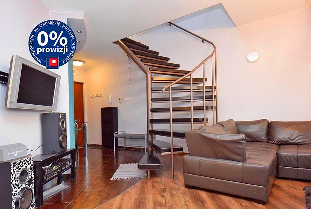 prestiżowy salon w ekskluzywnym apartamencie do sprzedaży w Lublinie