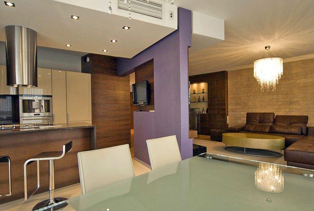 nowoczesne wnętrze ekskluzywnego apartamentu do sprzedaży Katowice
