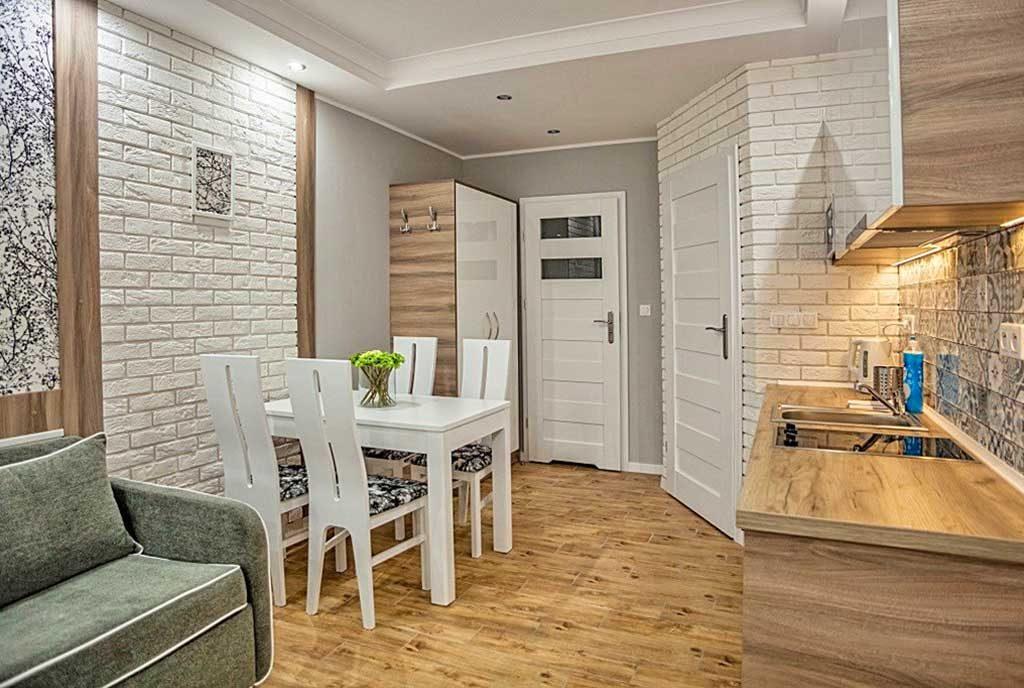 prestiżowe wnętrze ekskluzywnego apartamentu do sprzedaży nad morzem