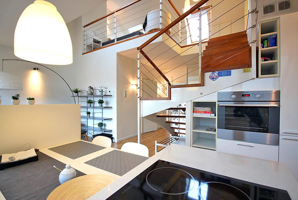 nowoczesne wnętrze luksusowego apartamentu do wynajmu Szczecin (okolice)