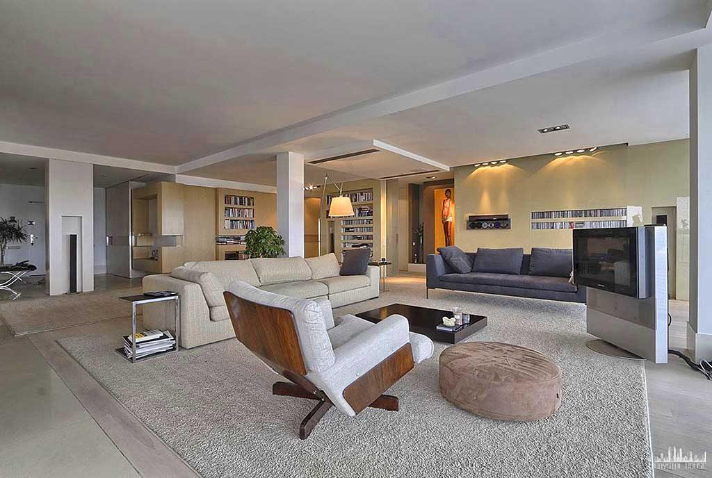 nowoczesne wnętrze ekskluzywnego apartamentu do sprzedaży Grudziądz
