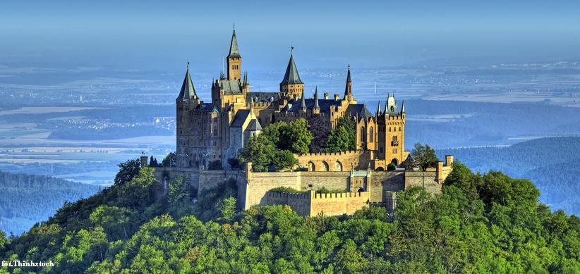 Najpiękniejsze niemieckie zamki