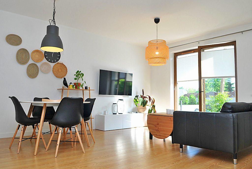 komfortowe wnętrze ekskluzywnego apartamentu do sprzedaży Szczecin