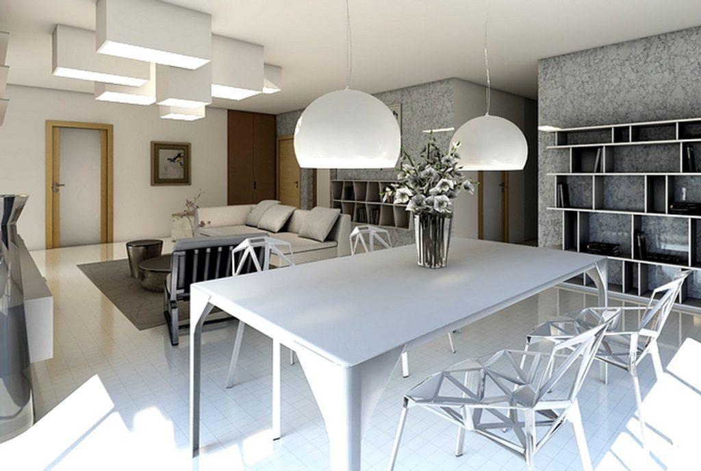 kameralny i ekskluzywnie wykończone wnętrze luksusowego apartamentu do sprzedaży Gdańsk
