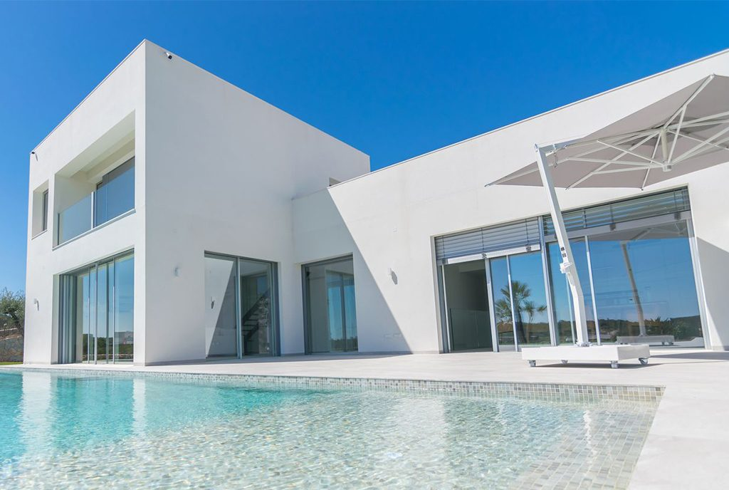 prestiżowy basen i luksusowa willa do sprzedaży Hiszpania (Dehesa De Campoamo)