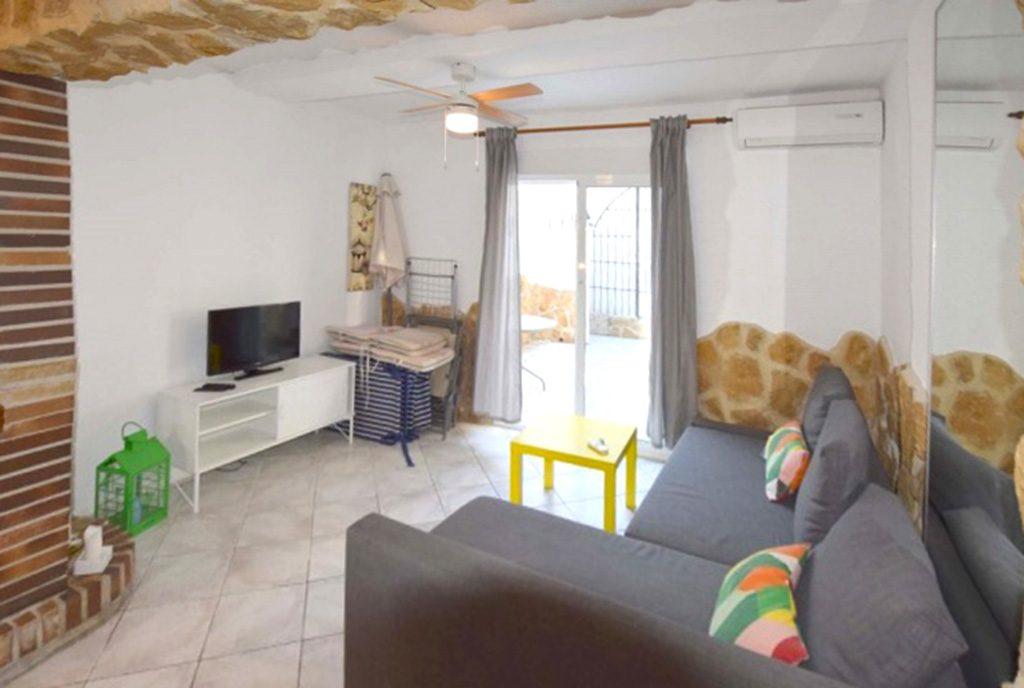 prestiżowy salon w ekskluzywnej willi do sprzedaży Hiszpania (Costa Blanca, Torrevieja)