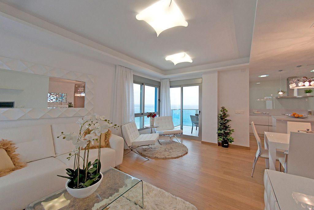 prestiżowe wnętrze ekskluzywnego apartamentu na sprzedaż La Mang (Hiszpania)