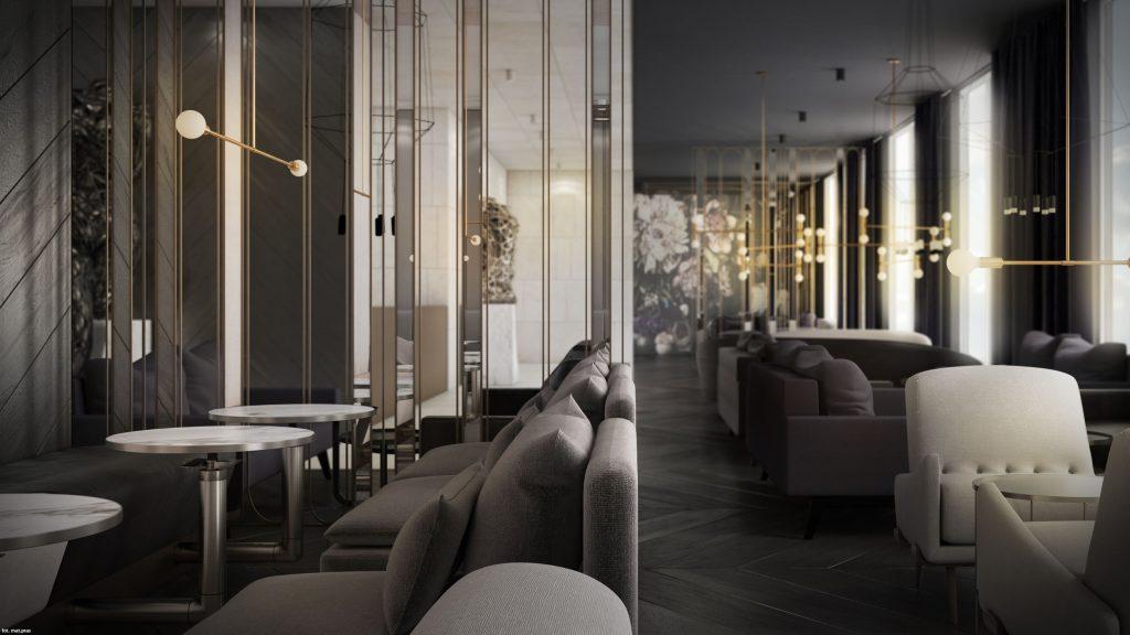 Luksusowy hotel na gdańskiej Wyspie Spichrzów
