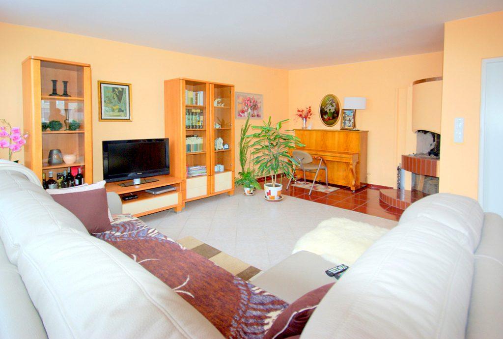 komfortowe i eleganckie wnętrze ekskluzywnej willi na sprzedaż Legnica (okolice)