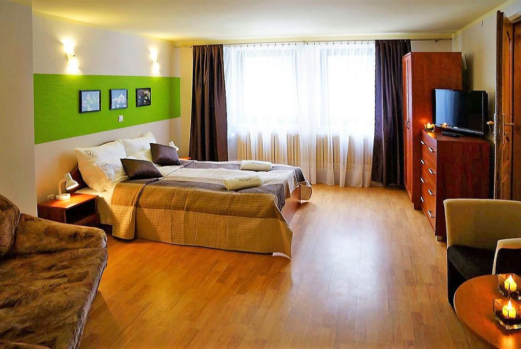 jedno z komfortowych pomieszczeń w luksusowej willi na sprzedaż Bielsko-Biała (okolice)
