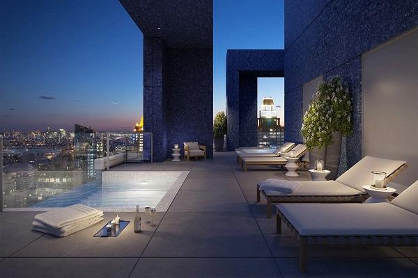 Przegląd najbardziej luksusowych apartamentów na nowojorskim rynku nieruchomości