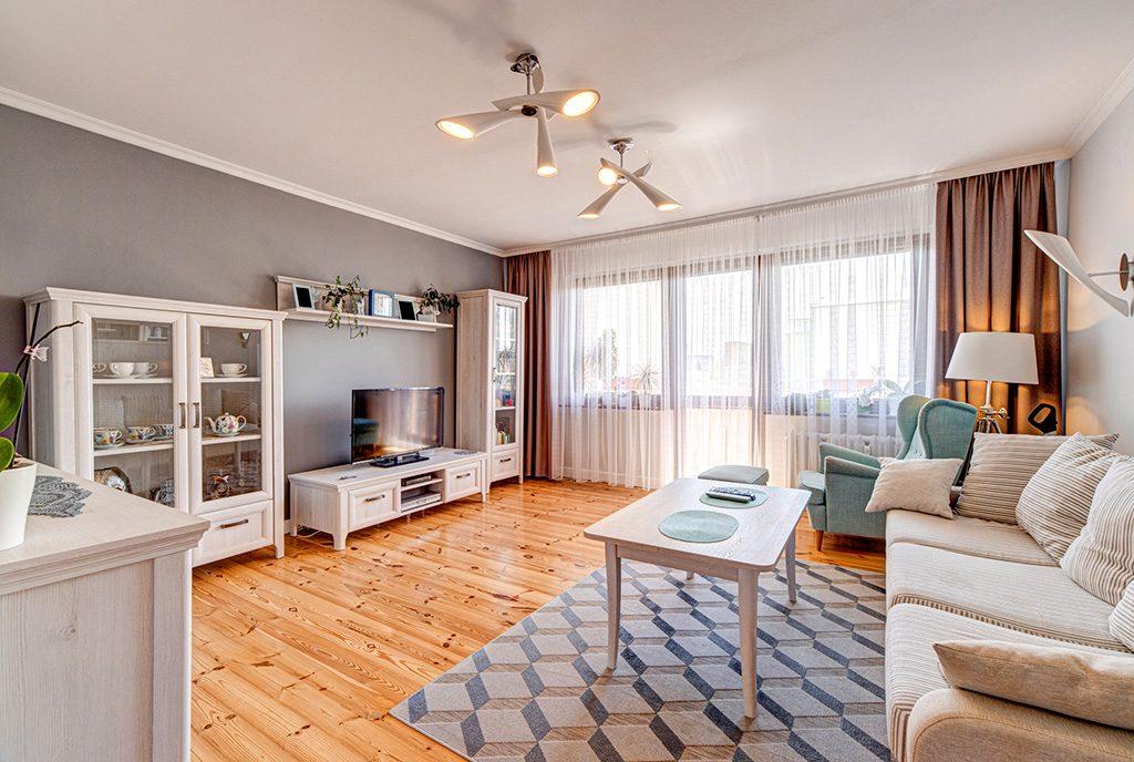 komfortowe wnętrze ekskluzywnego apartamentu na sprzedaż Szczecin