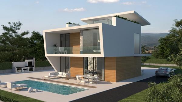Najciekawsza architektura mieszkaniowa- luksusowe domy na miarę XXI wieku
