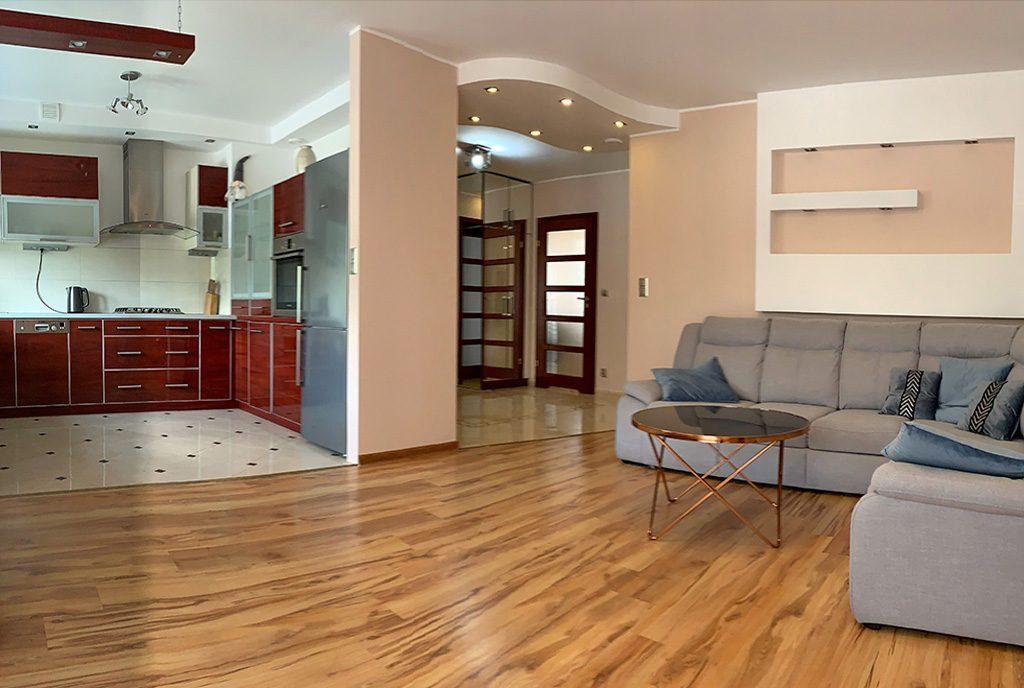 prestiżowe wnętrze ekskluzywnego apartamentu do sprzedaży Konin