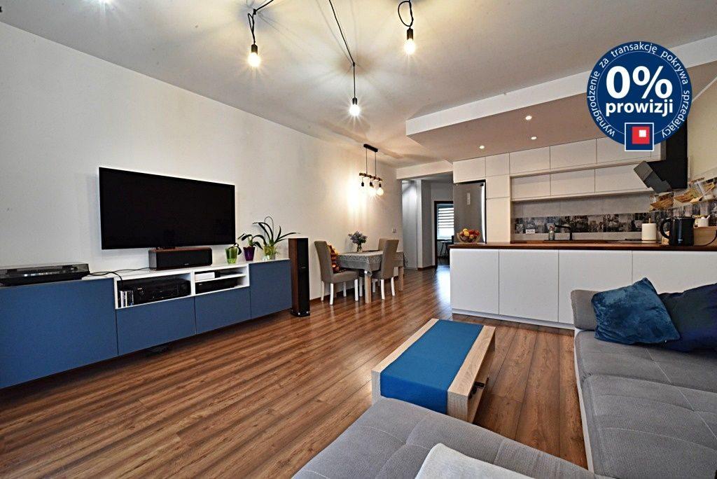 komfortowy salon w luksusowym apartamencie na sprzedaż Bolesławiec