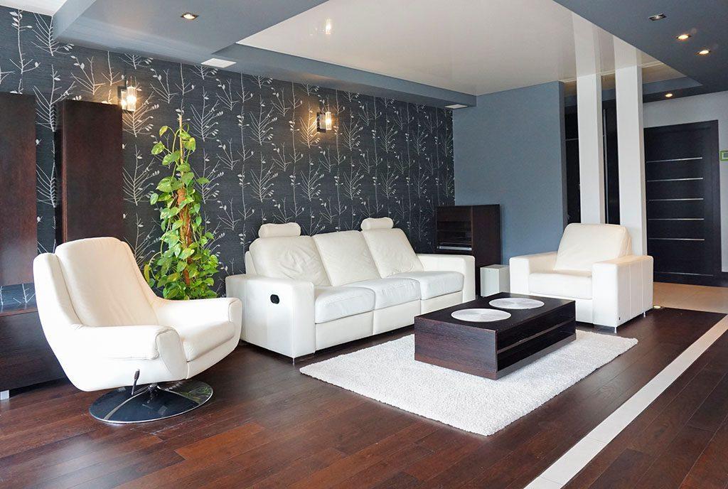 prestiżowy salon w ekskluzywnym apartamencie do wynajęcia Legnica