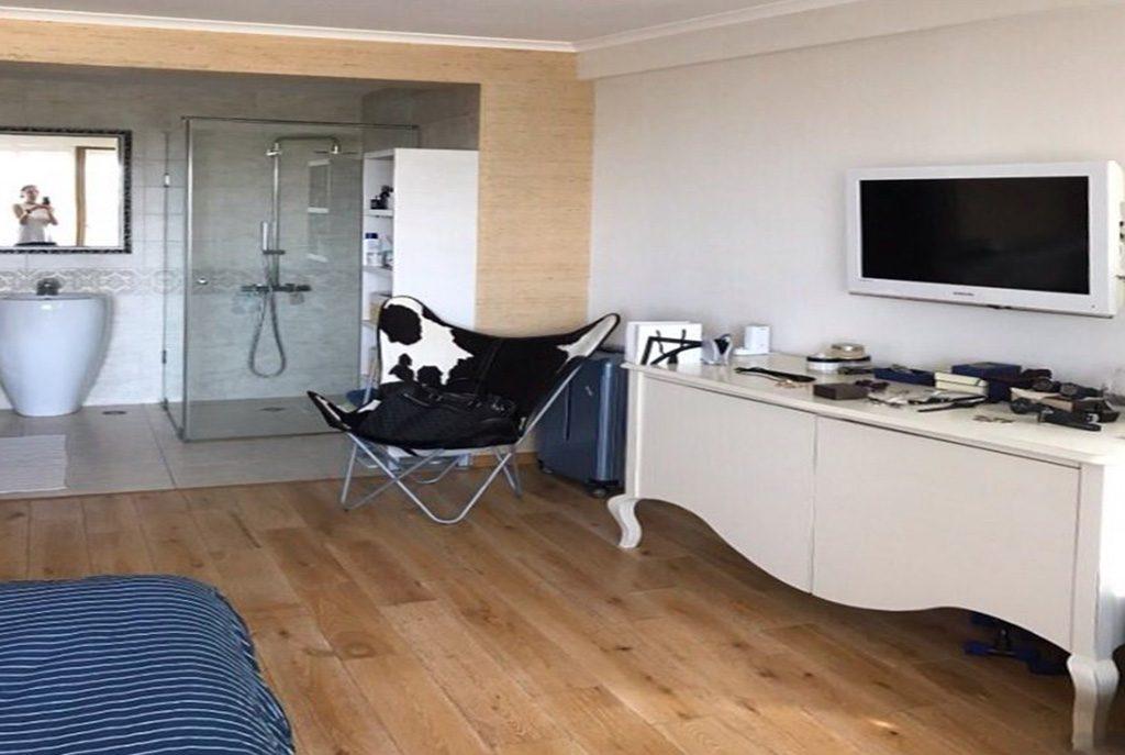 prestiżowy pokój dzienny w ekskluzywnym apartamencie do sprzedaży Bułgaria