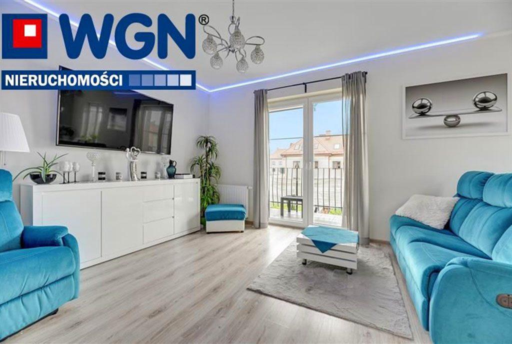 elegancki salon w luksusowym apartamencie na sprzedaż Gdańsk (okolice)