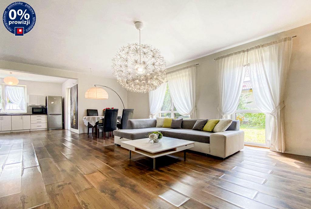 komfortowe wnętrze ekskluzywnej willi do sprzedaży Katowice (okolice)