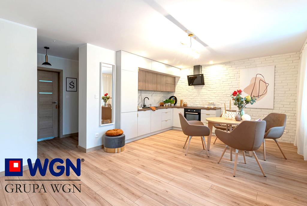 przestronne wnętrze ekskluzywnego apartamentu do sprzedaży Elbląg