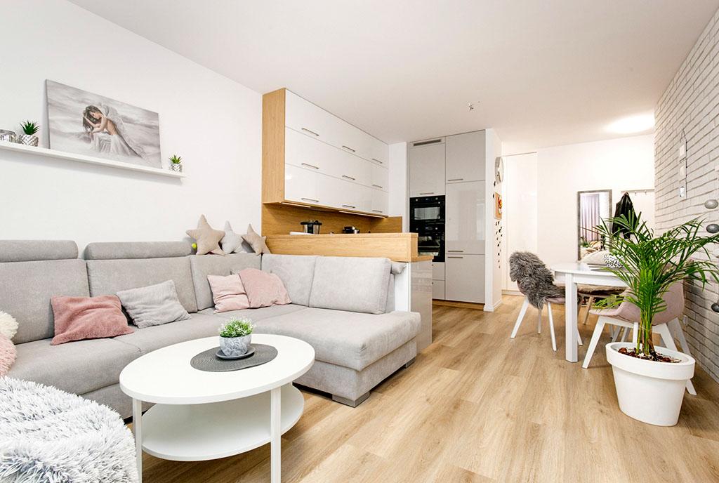 eleganckie wnętrze ekskluzywnego apartamentu do sprzedaży Gdańsk
