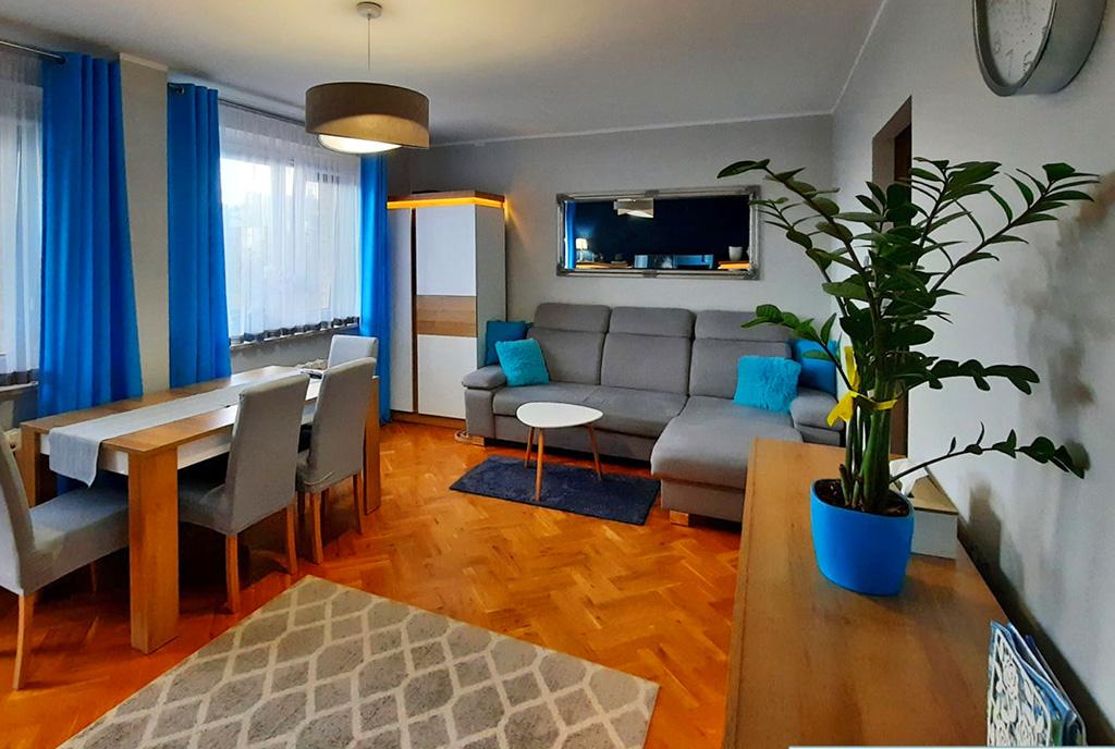 elitarny pokój gościnny w luksusowym apartamencie na sprzedaż Konin