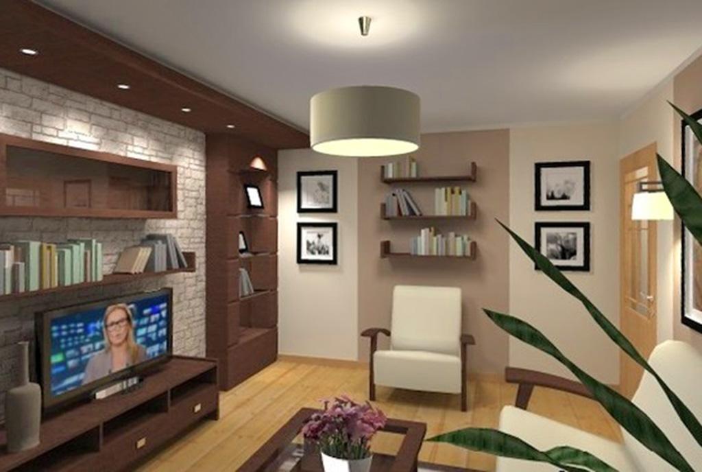 przestronne i nowocześnie zaaranżowane wnętrze ekskluzywnego apartamentu na sprzedaż nad morzem