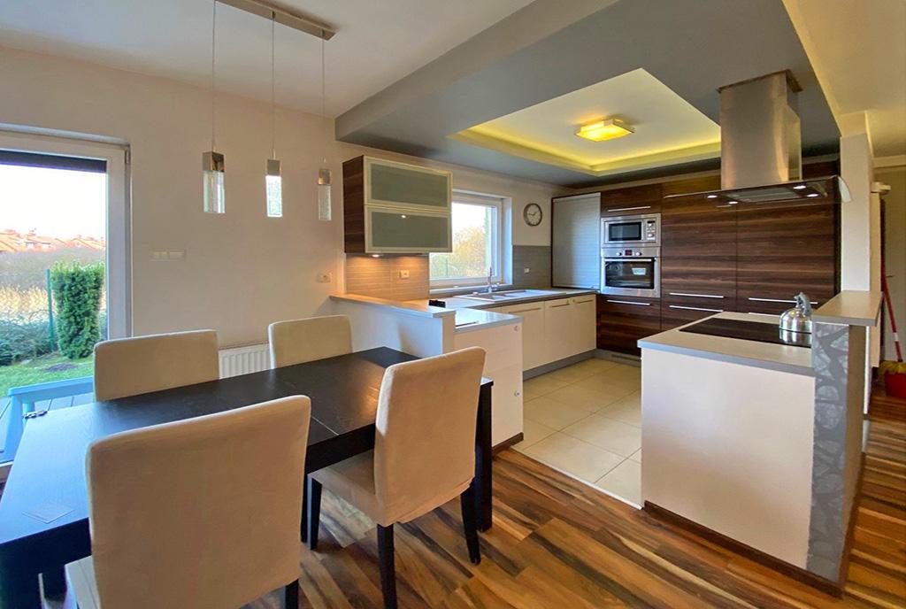 nowoczesne wnętrze ekskluzywnego apartamentu do wynajęcia Szczecin