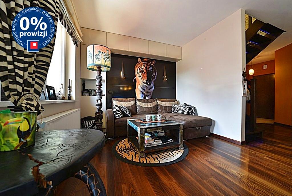 elitarny pokój dzienny w luksusowym apartamencie na sprzedaż Bolesławiec