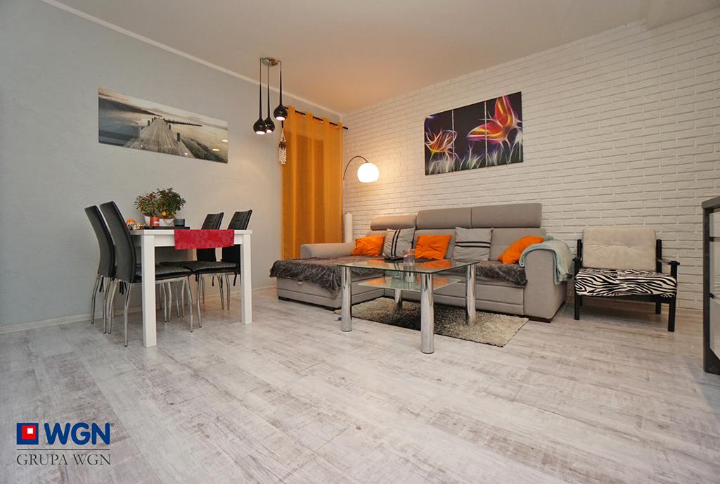 zaaranżowane zgodnie z nowoczesnymi trendami wnętrze luksusowego apartamentu na sprzedaż Konin