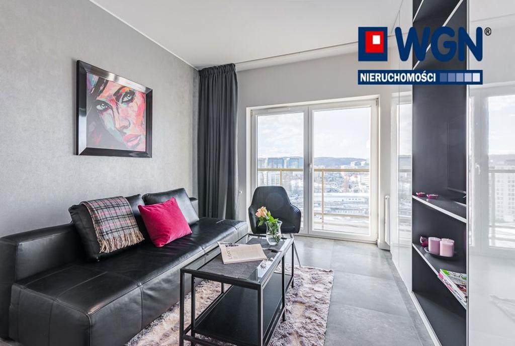 nowoczesne wnętrze ekskluzywnego apartamentu do wynajęcia Gdańsk