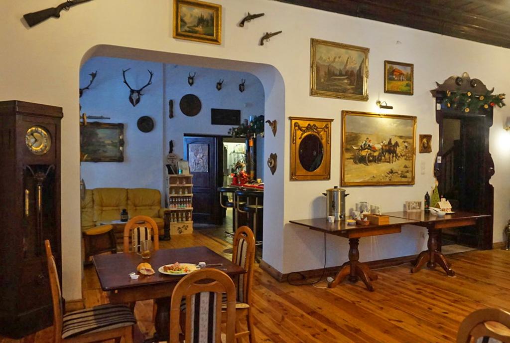 stylowe wnętrza ekskluzywnej willi do sprzedaży Szklarska Poręba