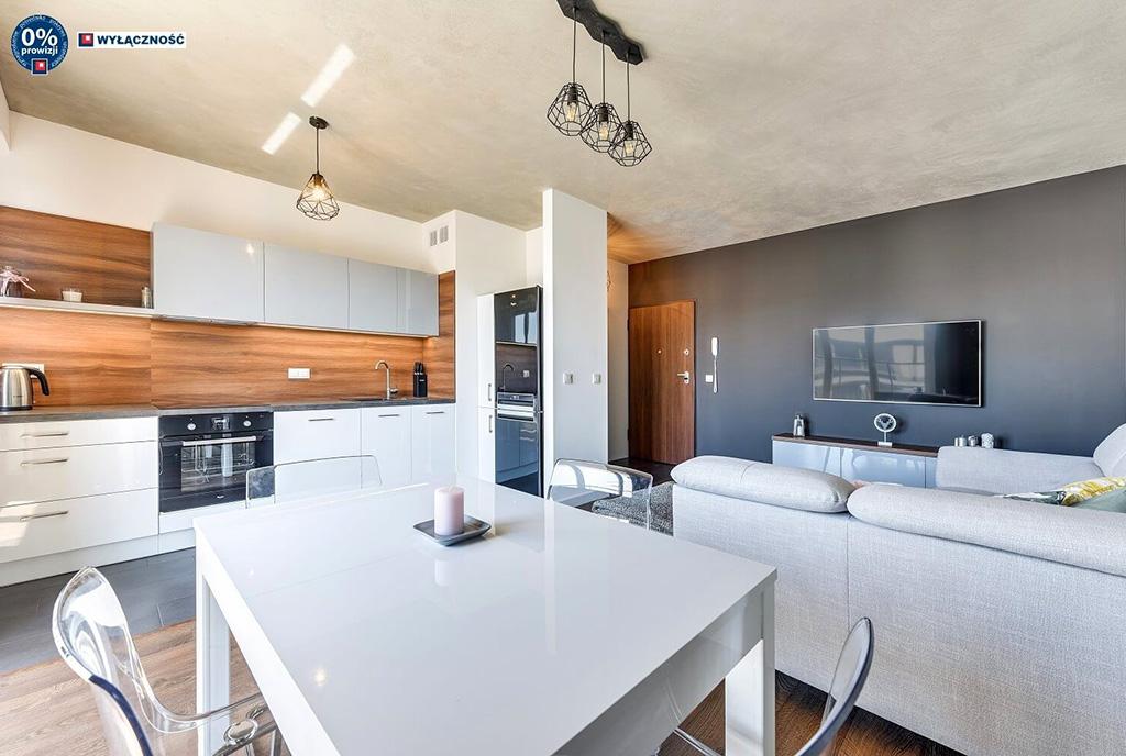 epatujące bogactwem wnętrze luksusowego apartamentu na sprzedaż Legnica
